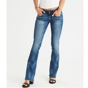American Eagle Kick Boot Super Stretch Jeans